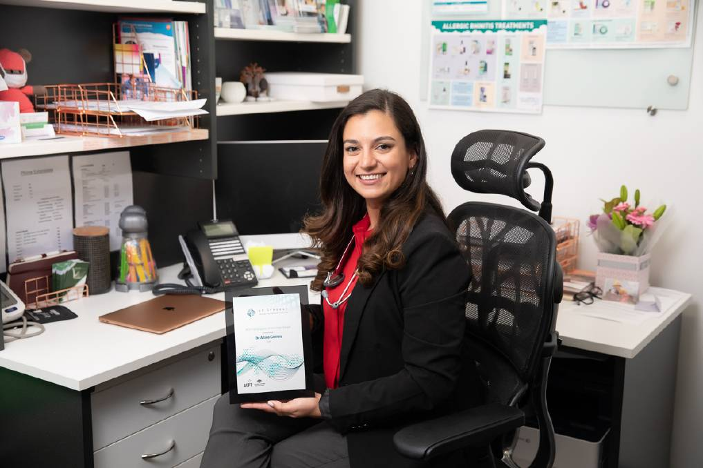Dr Alline Gomes at Wollondilly Medical Centre